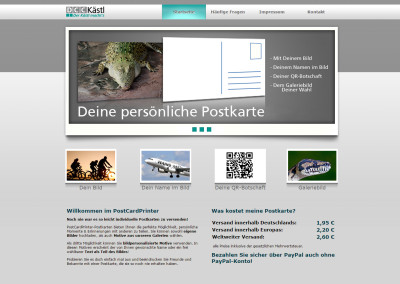 PostCardPrinter